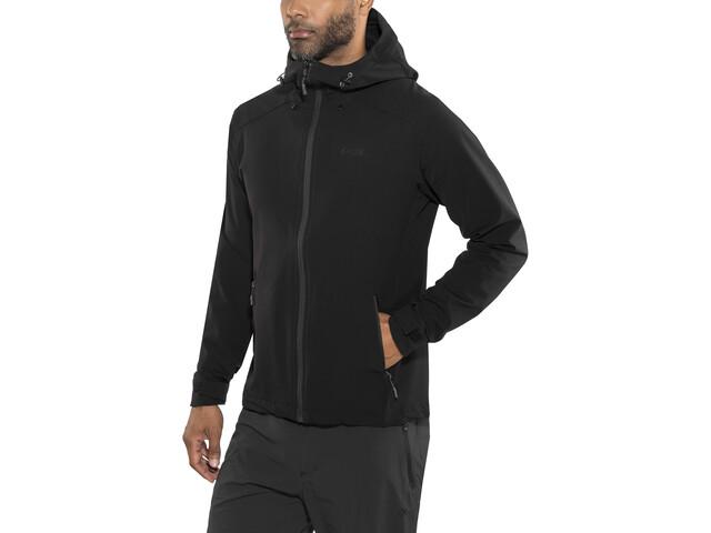 Bergans M's Ramberg Softshell Jacket Black/Solid Charcoal